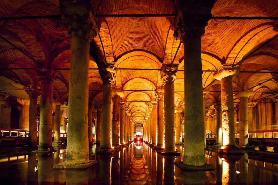 Best Things To Do Istanbul - Basilica cistern