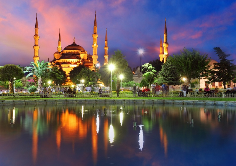 Where To Party In Istanbul - Istanbul At Night