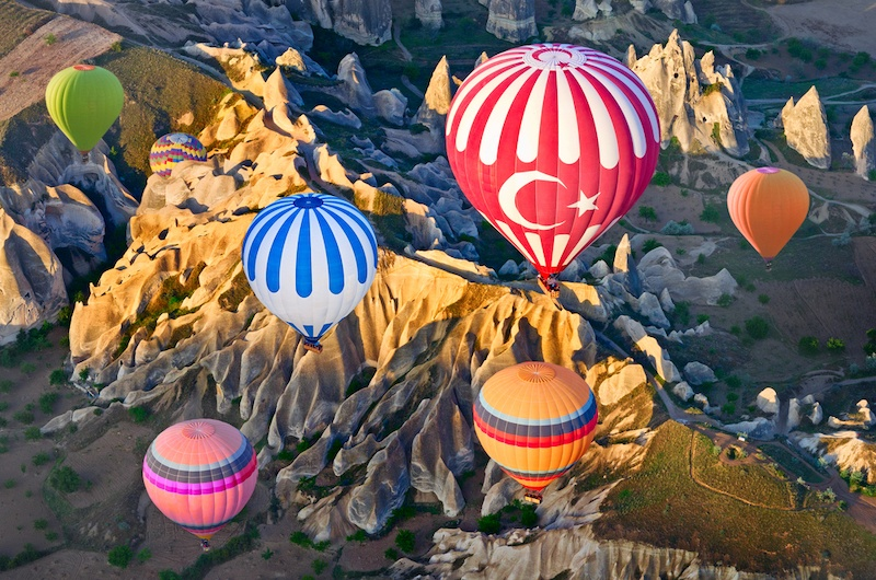 Cappadocia Hot Air Balloon Cost & What You Need To Know Before You Ride
