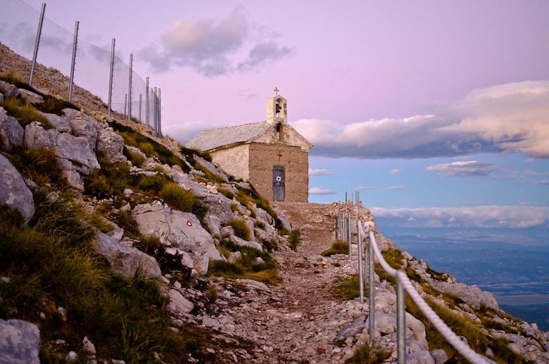 Trogir to Dubrovnik Road Trip - Biokovo Nature Park