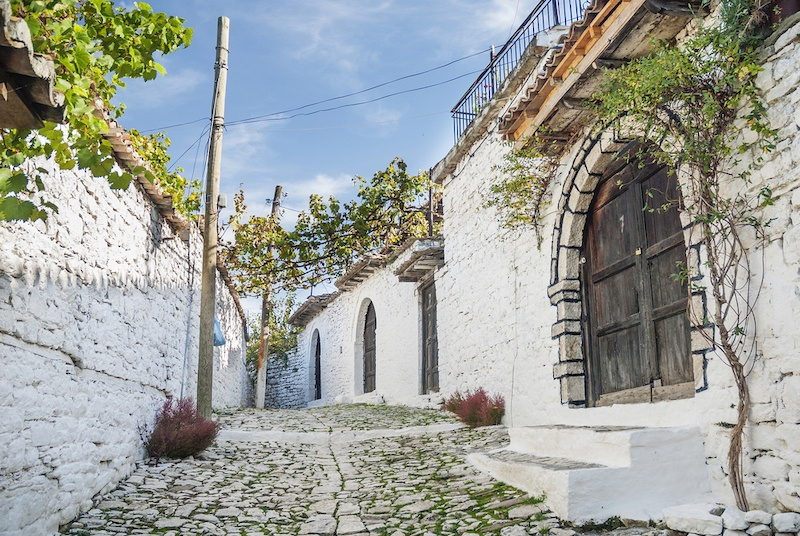 Best Hotels In Berat, Albania - Cobbled Streets