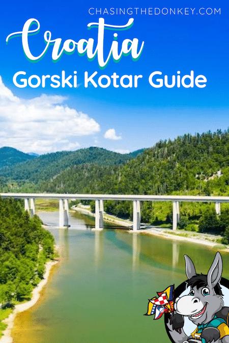 Croatia Travel Blog_What To Do and Where To Eat and Sleep in Gorski Kotar