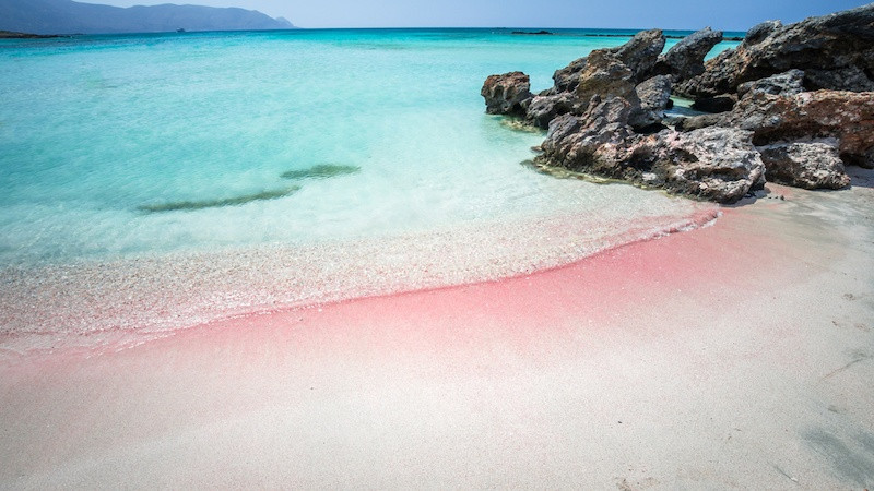 Guide To Where To Stay In Crete, Greece - Elafonisi Lagoon