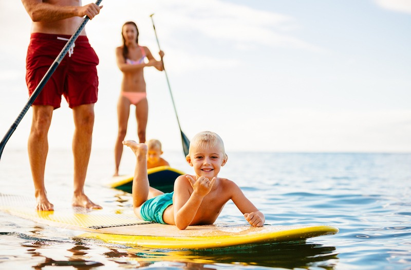 Best Things To Do In Lumbarda - SUP