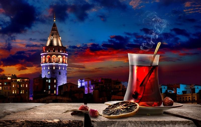 Istanbul Nightlife - Galata Tower Istanbul
