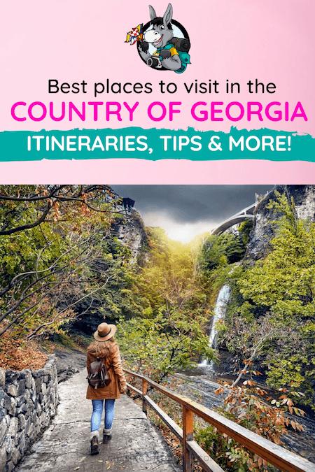 Georgia Travel Blog_Best Places to Visit in Georgia