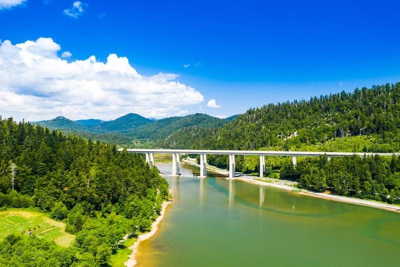 Gorski Kotar Guide - Bridge