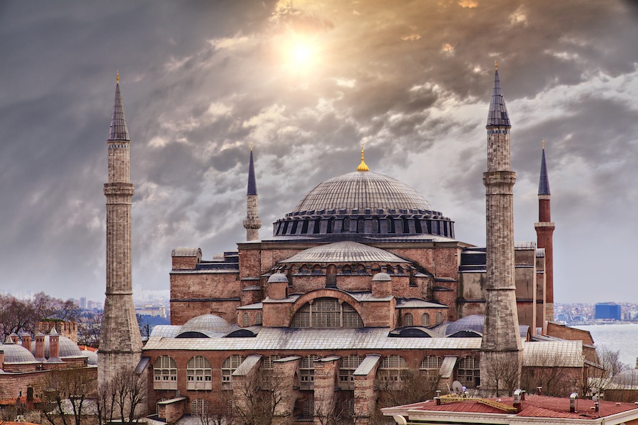 Best Things To Do In Istanbul - Hagia Sophia