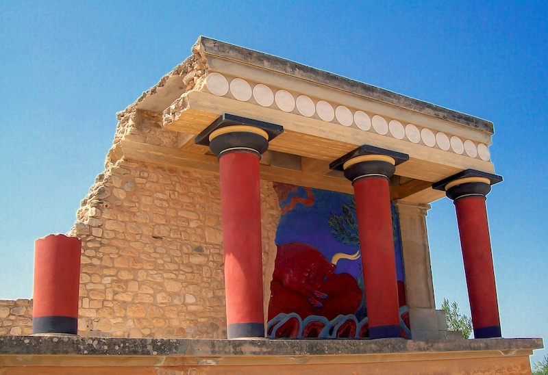 Guide To Where To Stay In Crete, Greece - Knossos Palace