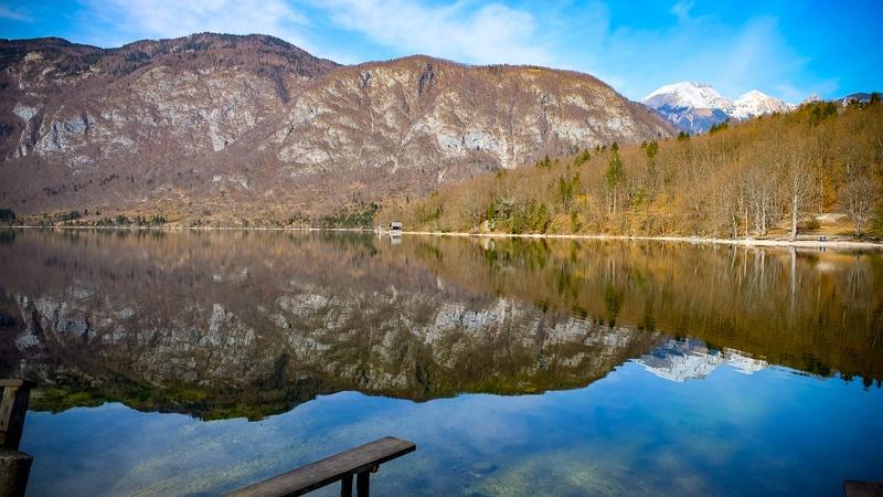 3 days in Slovenia Itinerary - Lake Bohinj