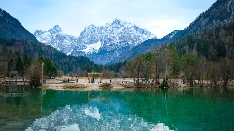 Best Lakes In Slovenia - Lake Jasna