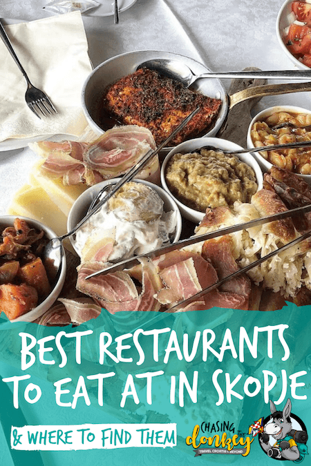 Macedonia Travel Blog_Best Restaurants to Eat at in Skopje