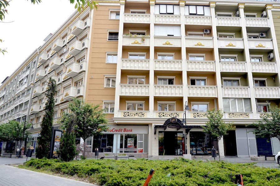 Macedonia Travel Blog_Luxury Hotels in Macedonia_Alexander Square Boutique Hotel