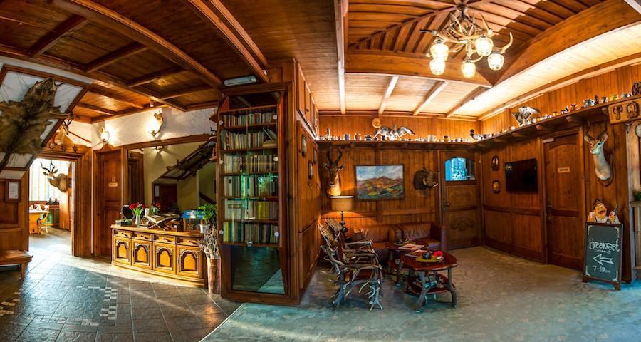 Macedonia Travel Blog_Luxury Hotels in Macedonia_The Hunter's Lodge Kamnik