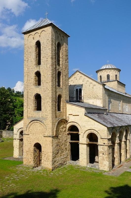 Serbia UNESCO Sites - Monastery Sopocani, Serbia UNESCO