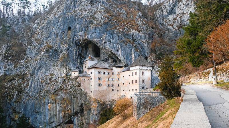Best Castles In Slovenia - Predjama