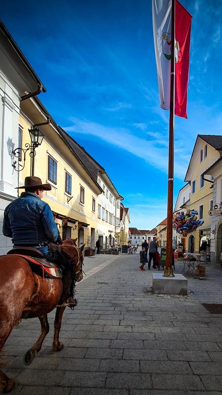 3 days in Slovenia - Radovljica