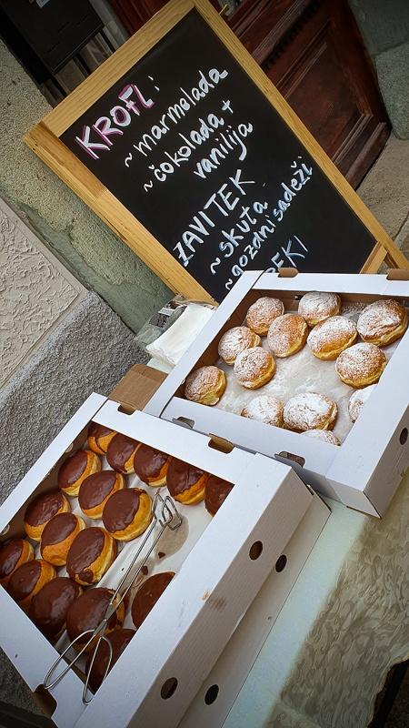 3 days in Slovenia - Radovljica sweets