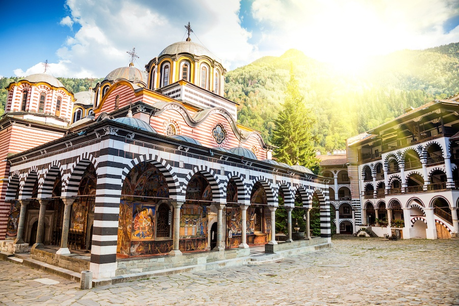 3 Days In Bulgaria - Rila monastery, a famous monastery in Bulgaria
