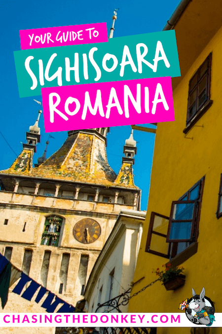Romania Travel Blog_Things To Do In Sighisoara Romania