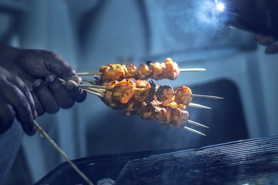What To Eat In Turkey - Turkish Food - Tavuk Shish