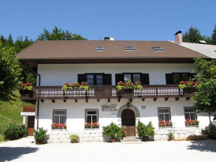 Slovenia Travel Blog_Where To Stay in Lake Bohinj_Accommodation Resman