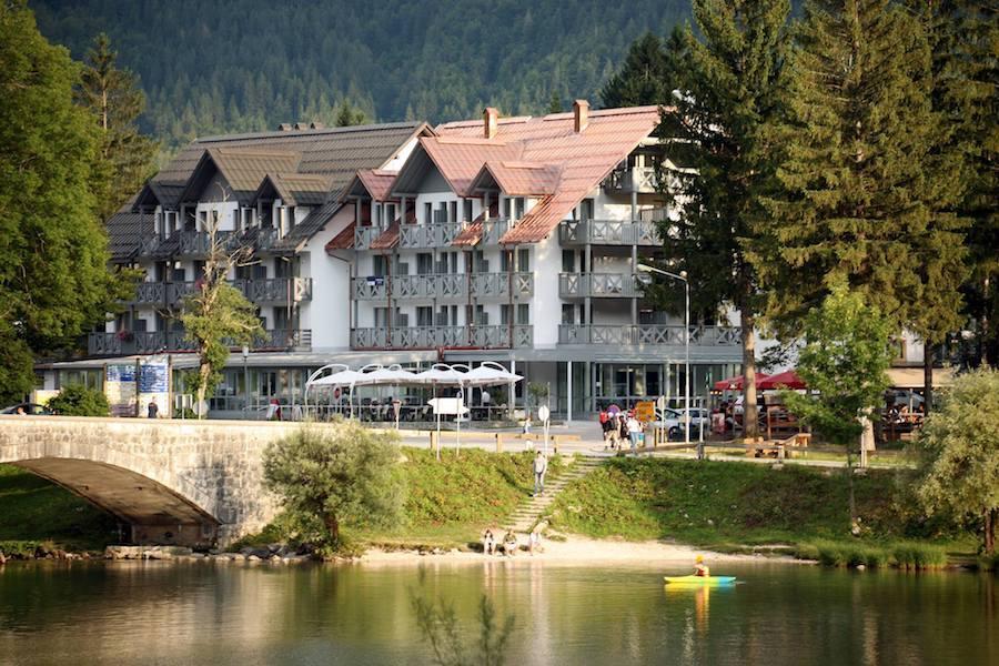 Slovenia Travel Blog_Where to Stay in Lake Bohinj_Hotel Jezero
