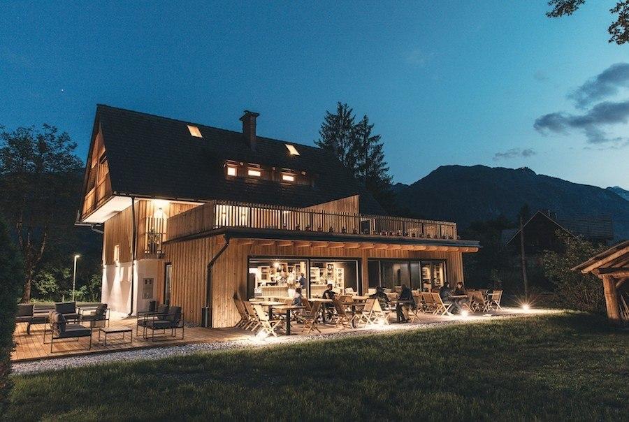 Slovenia Travel Blog_Where to Stay in Lake Bohinj_Hotel Majerca
