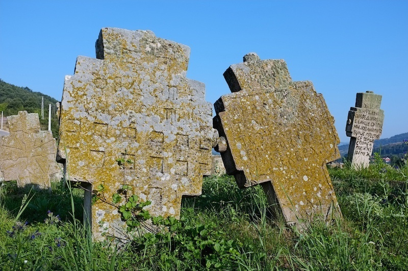Serbia UNESCO Sites - Stecci Medieval Tombstones