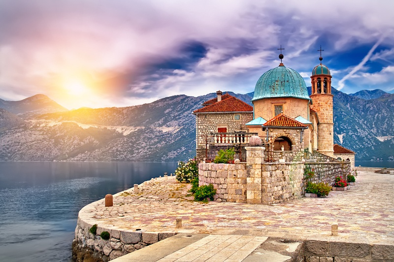 Facts About Montenegro - Sunset