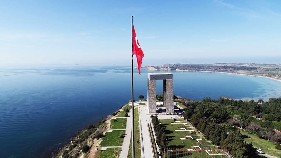 Things To Do In Gallipoli - The Canakkale Martyrs' Memorial