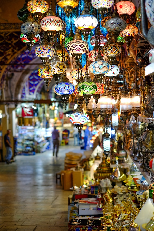 Best Places In Turkey To Visit For Every Kind Of Traveler - Istanbul Bazaar