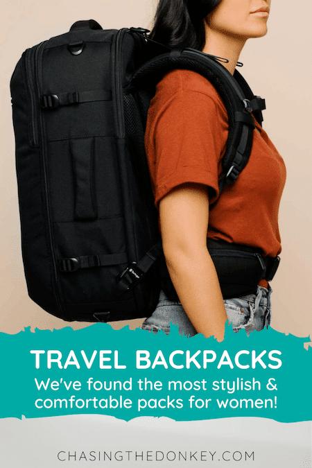 Travel Gear Reviews_Best Travel Backpacks for Women