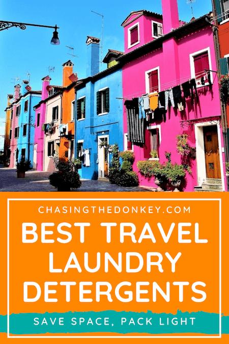 Travel Gear Reviews_Best Travel Laundry Detergents