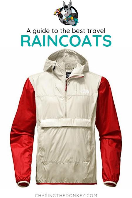 Travel Gear_Best Lightweight Travel Rain Jacket
