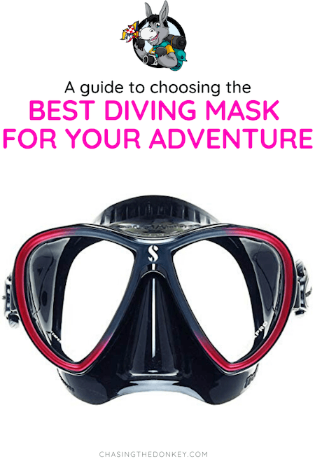 Travel Gear_Guide To Choosing The Best Diving Mask