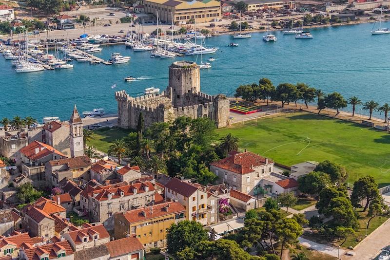 Trogir to Dubrovnik Road Trip - Trogir Old Town
