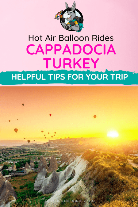 Turkey Travel Blog_Hot Air Balloon Rides in Cappadocia Turkey_What You Need To Know