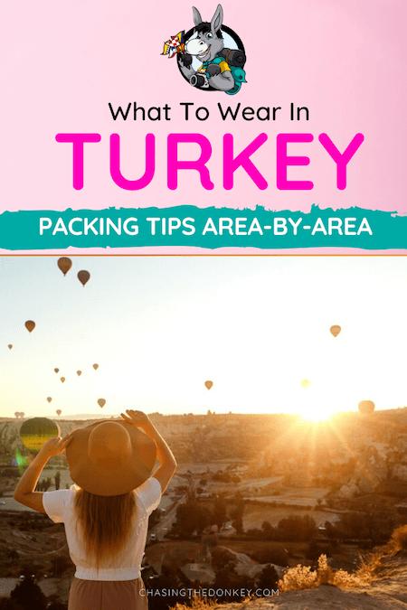 Turkey Travel Blog_What To Wear In Turkey