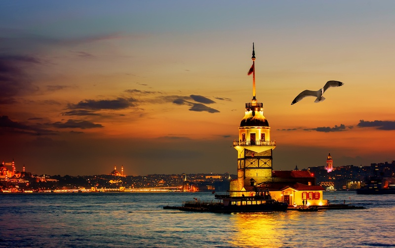 Where To Party In Istanbul - Uskudar