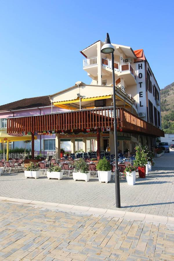 Albania Travel Blog_Where To Stay In Berat_Hotel Orestiada