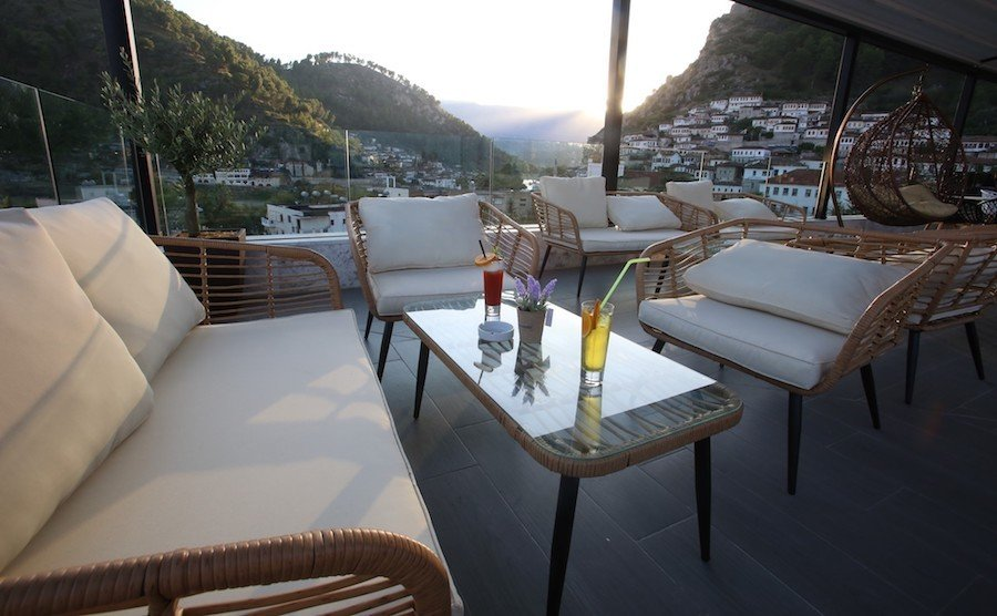 Albania Travel Blog_Where To Stay In Berat_Portik Hotel