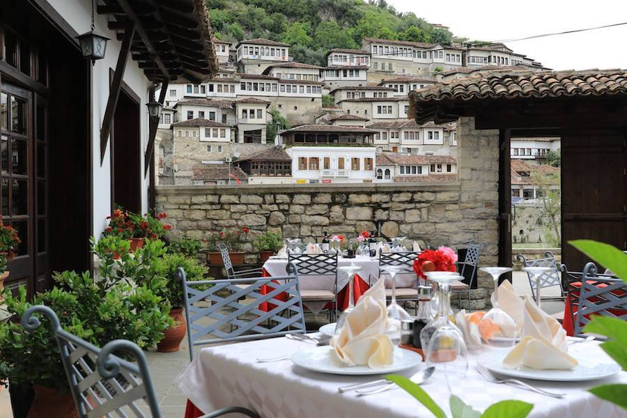 Albania Travel Blog_Where To Stay in Berat_Boutique Hotel Muzaka in Historic Center