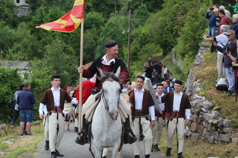Festivals in Macedonia_Galicka Svadba