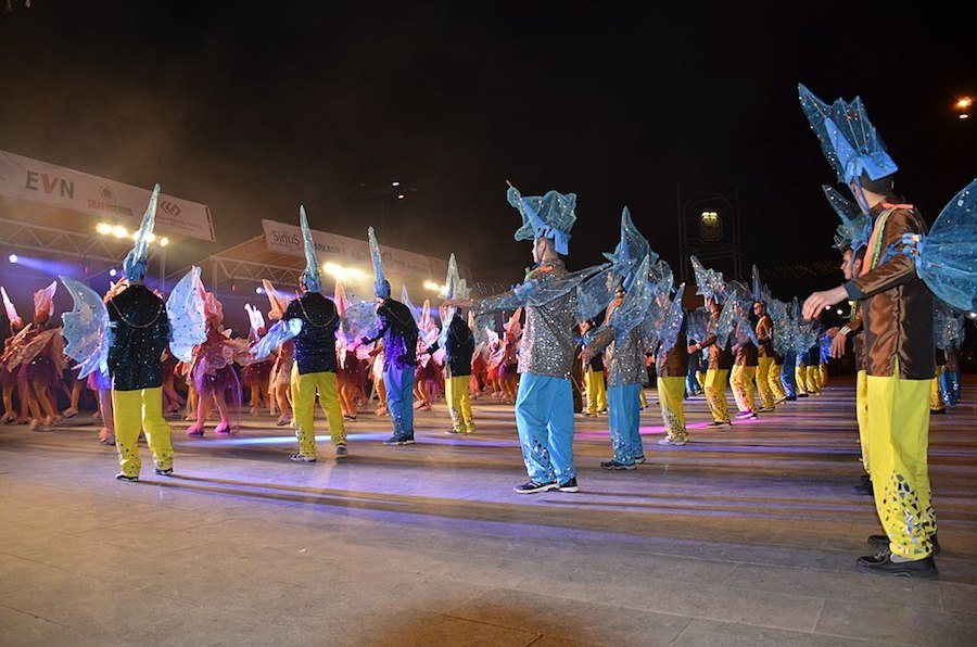 Festivals in Macedonia_Strumica Carnival