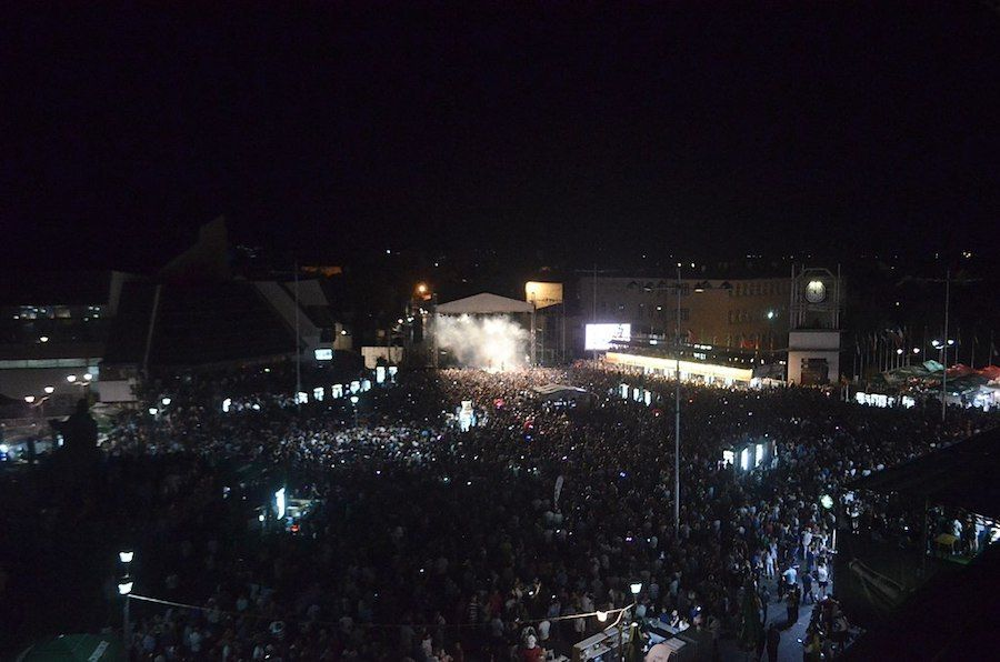 Festivals in Macedonia_Strumica OPEN Festival