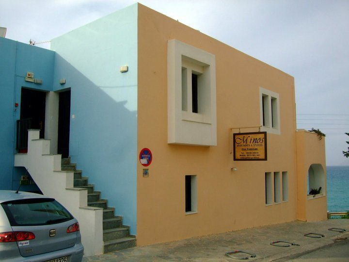 Greece Travel Blog_Where To Stay In Crete_Minos Apartments and Studios II