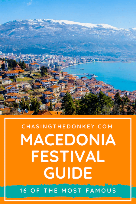 Macedonia Travel Blog_Most Famous Festivals In Macedonia