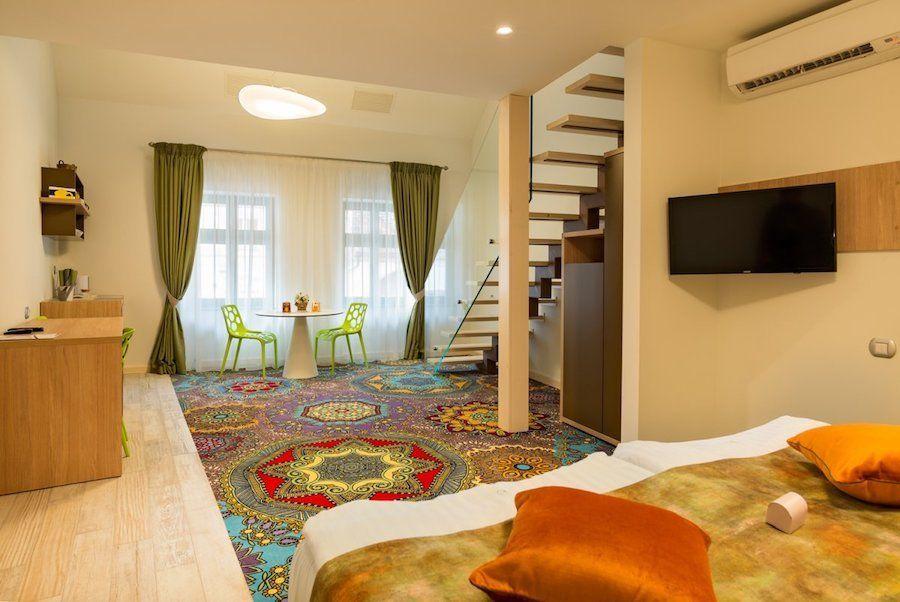 Romania Travel Blog_Where To Stay In Sibiu_Blumenhaus Sibiu
