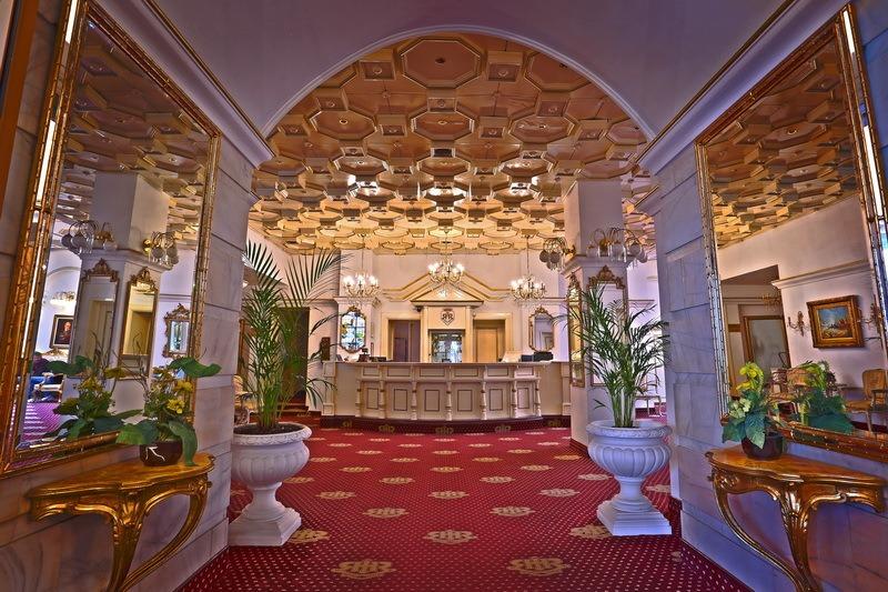 Romania Travel Blog_Where To Stay In Sibiu_Hotel Imparatul Romanilor
